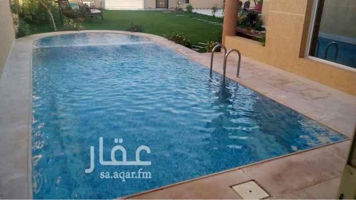 استراحة للإيجار في طريق الثمامة ، حي المونسية ، الرياض
