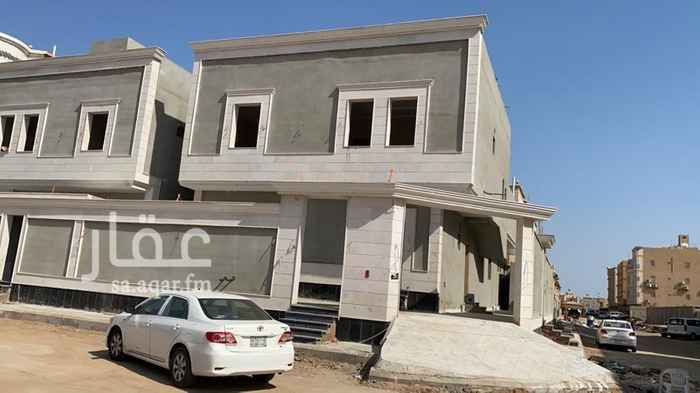 فيلا للبيع في شارع خالد بن اللجلاج ، حي الحمدانية ، جدة ، جدة