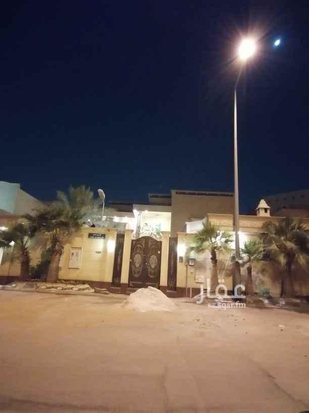 فيلا للبيع في شارع حمد بن يحيى بن غيهب ، حي الحمراء ، الرياض ، الرياض