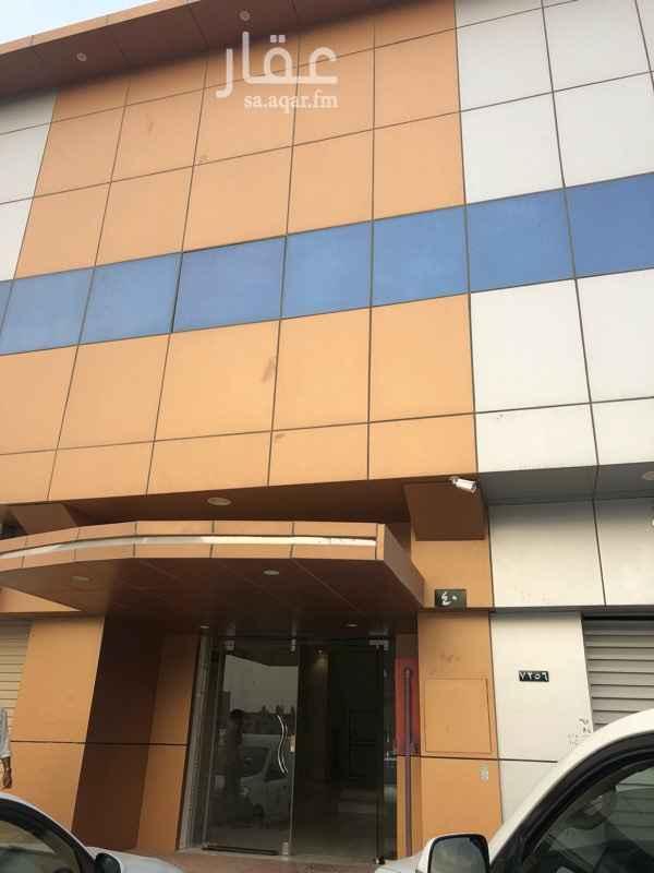 مكتب تجاري للإيجار في شارع الأمير محمد بن فيصل بن تركي ، حي القدس ، الرياض