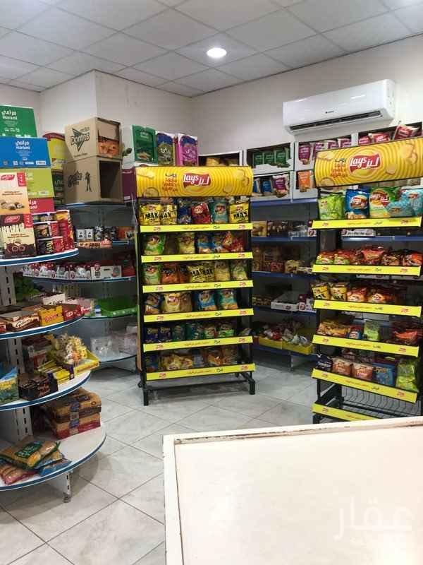 محل للبيع في شارع الأمير محمد بن فيصل بن تركي ، حي القدس ، الرياض