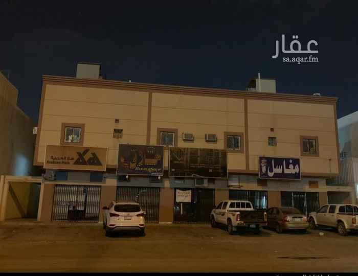 عمارة للبيع في شارع المحاميد ، حي المعيزيلة ، الرياض