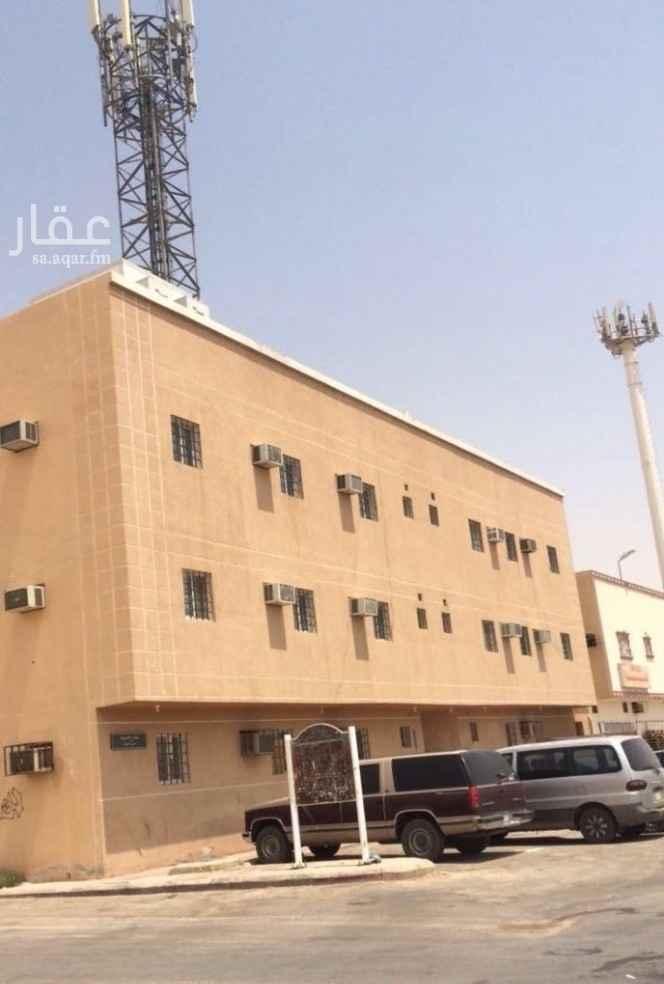 عمارة للإيجار في حي النظيم ، الرياض
