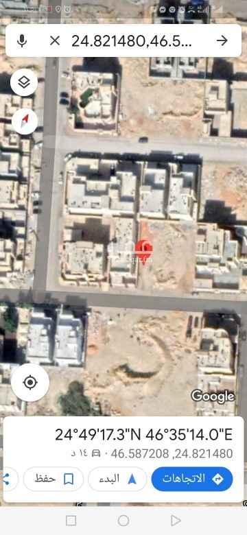 أرض للبيع في مؤسسة دعاء للتبريد بالضباب ، طريق أنس ابن مالك ، حي الملقا ، الرياض ، الرياض
