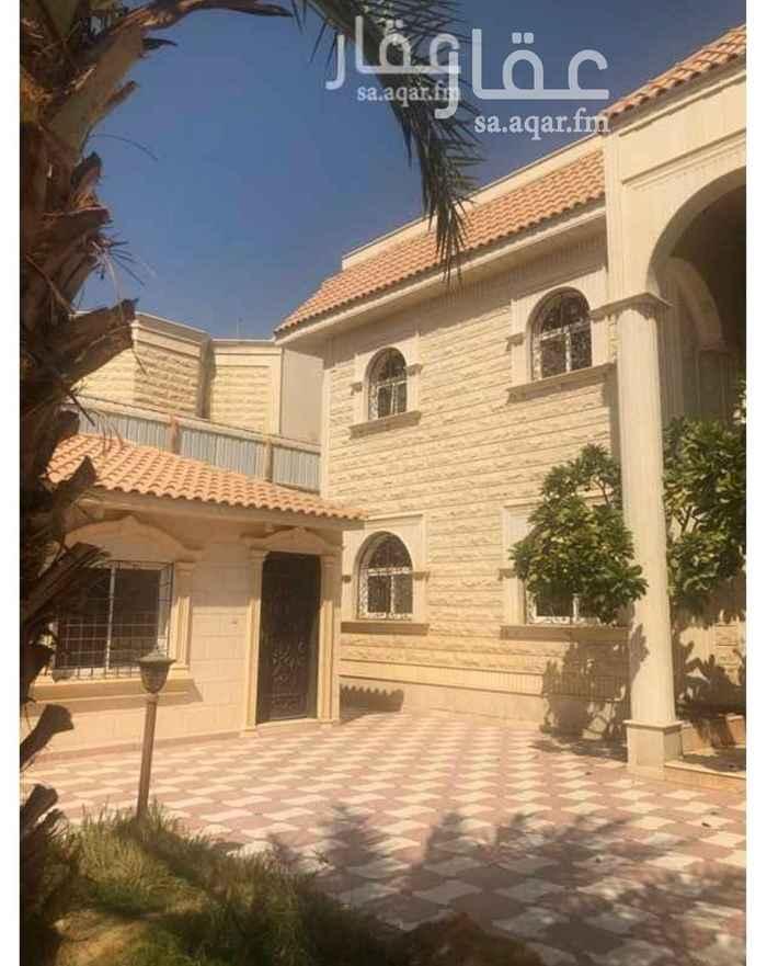 فيلا للبيع في شارع ابي جعفر المنصور ، حي غرناطة ، الرياض ، الرياض