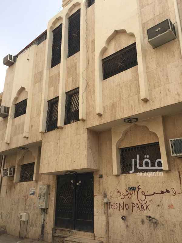 عمارة للبيع في شارع حداء ، حي الخالدية ، الرياض ، الرياض