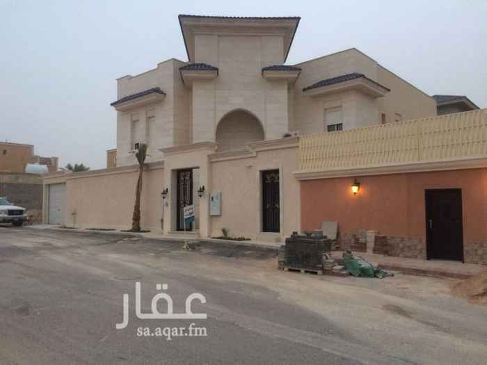 فيلا للبيع في شارع ابي فراس الحمداني ، حي حطين ، الرياض