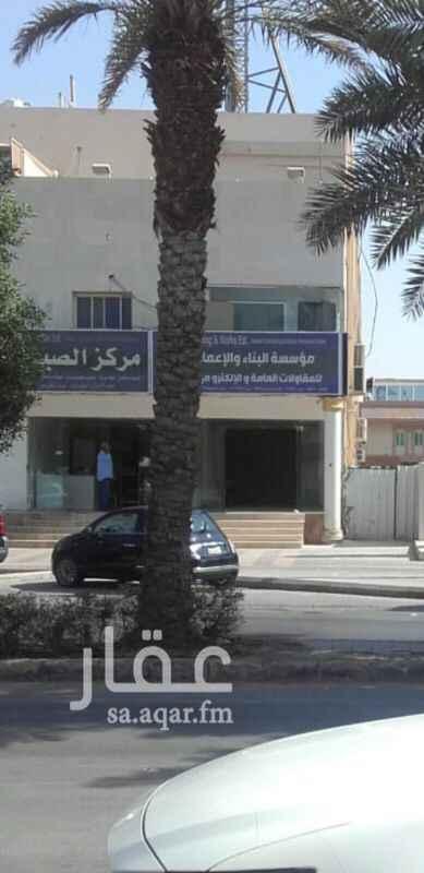 محل للإيجار في شارع عبدالله بن سليمان الحمدان ، حي العليا ، الرياض