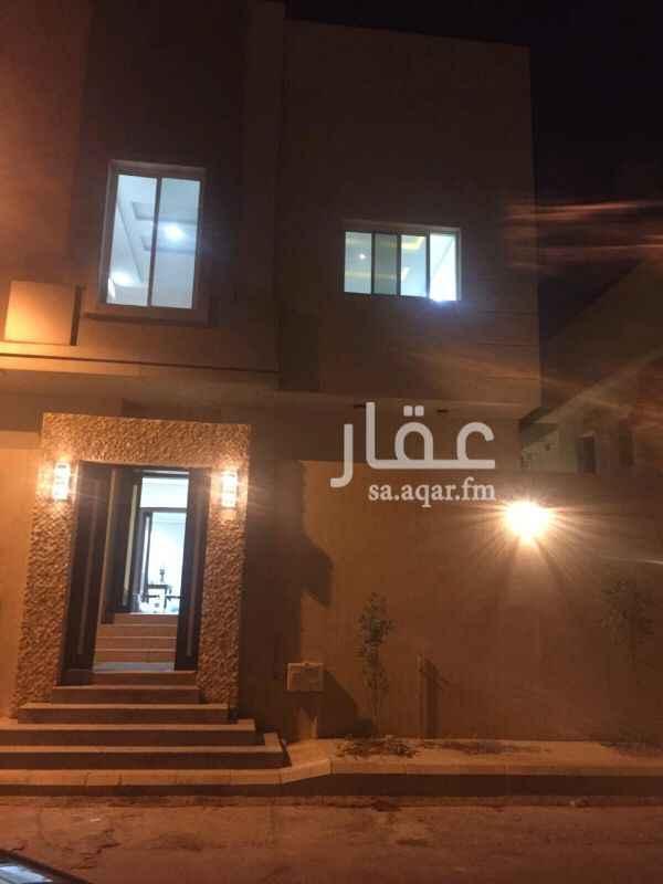 فيلا للإيجار في شارع سفيان الثوري ، حي العليا ، الرياض