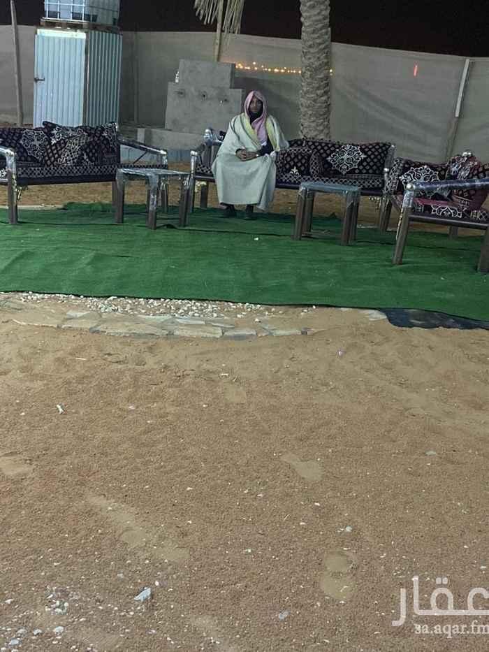 مخيم للإيجار في طريق خزام ، حي مطار الملك خالد الدولي ، الرياض ، الرياض