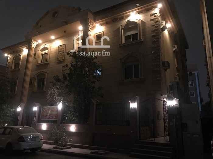مكتب تجاري للإيجار في شارع احمد المجاهد ، حي الروضة ، جدة