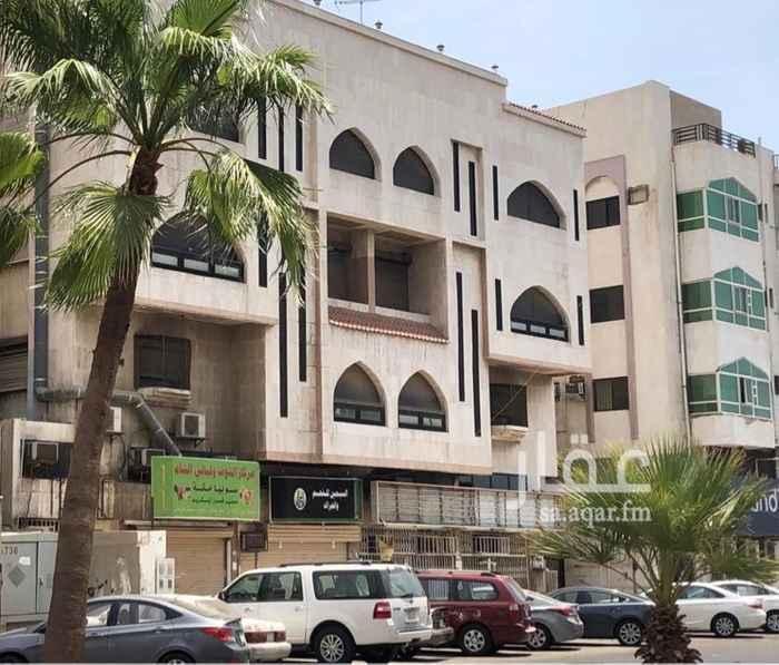 مكتب تجاري للإيجار في شارع التضامن العربي ، حي مشرفة ، جدة ، جدة