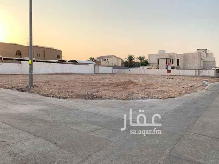 أرض للبيع في شارع وادي القرن ، حي الريان ، الرياض