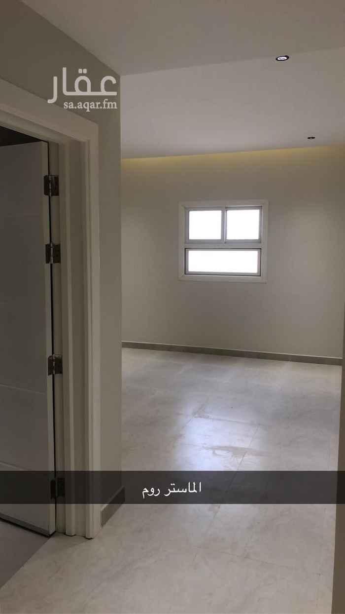 شقة للإيجار في شارع ابي ظهير العصيمي ، حي القيروان ، الرياض