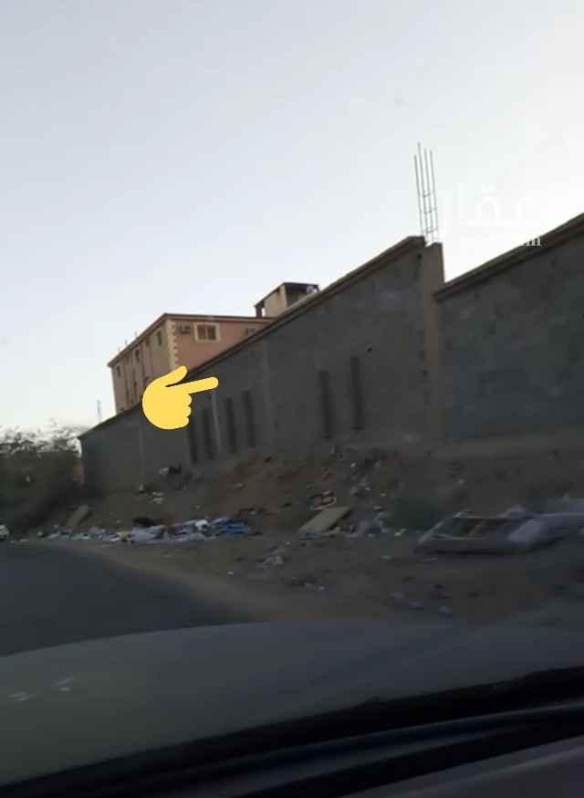 أرض للإيجار في حي العرج الأعلى ، الطائف ، الطائف