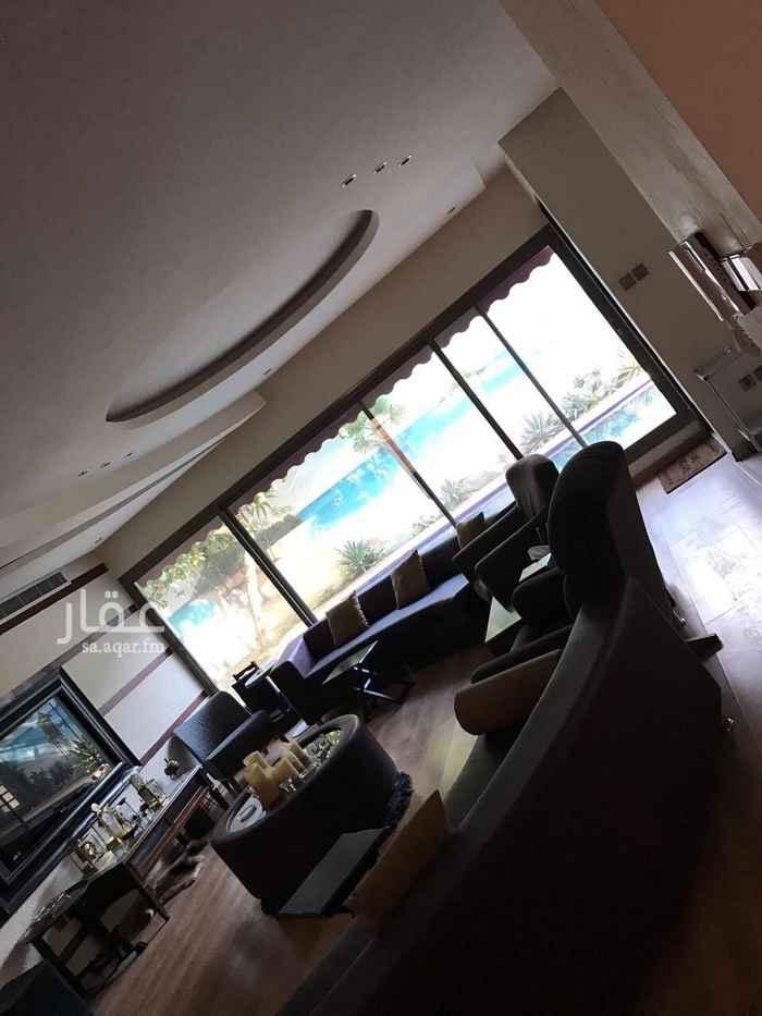 فيلا للإيجار في شارع مرخ ، حي الورود ، الرياض ، الرياض