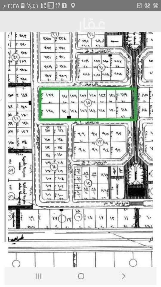 أرض للبيع في شارع الأطراف ، الرياض ، الرياض