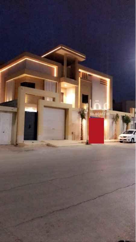 فيلا للبيع في شارع احمد العبدي ، حي الشفا ، الرياض