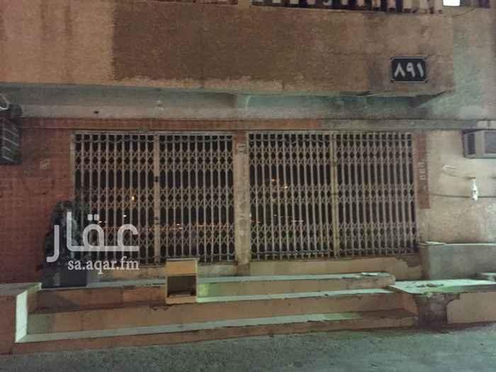 محل للإيجار في شارع ابن شيرين, البديعة, الرياض