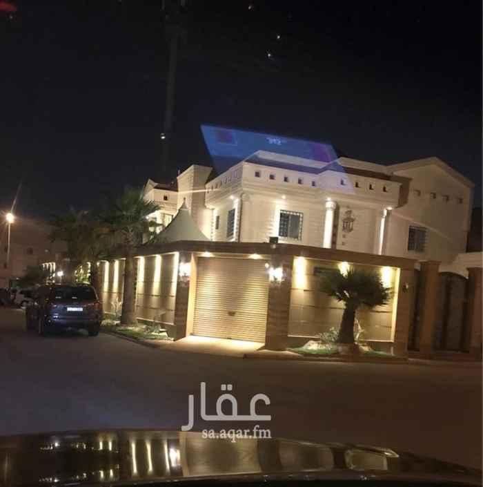 فيلا للبيع في شارع الذهب ، حي الحمراء ، الرياض ، الرياض