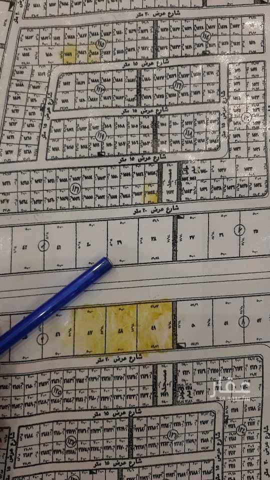 أرض للبيع في شارع الامير سعود بن عبدالله بن جلوي ، حي القيروان ، الرياض ، الرياض