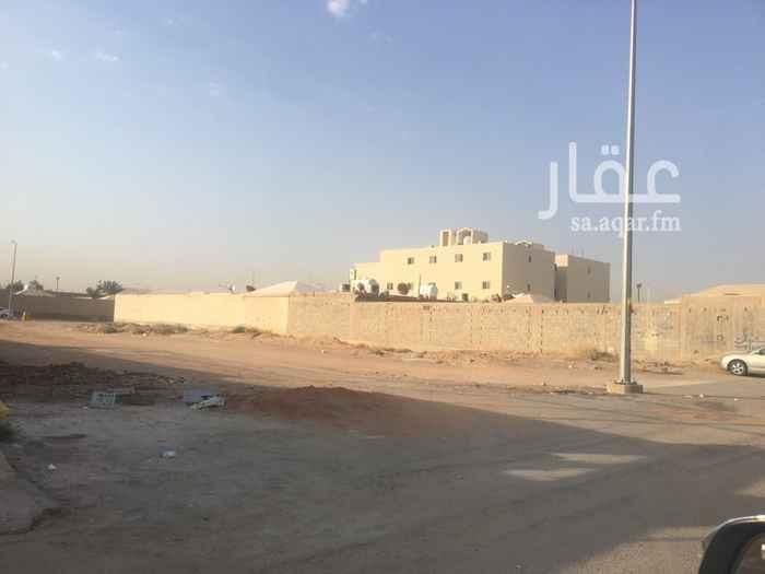 أرض للبيع في شارع المحدار ، حي المعيزيلة ، الرياض ، الرياض