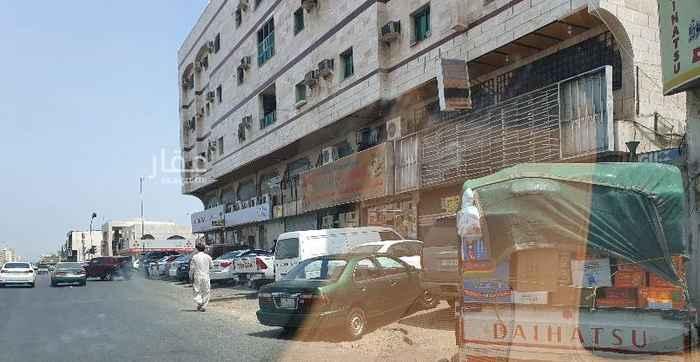 محل للإيجار في طريق مكة القديم ، حي الجامعة ، جدة