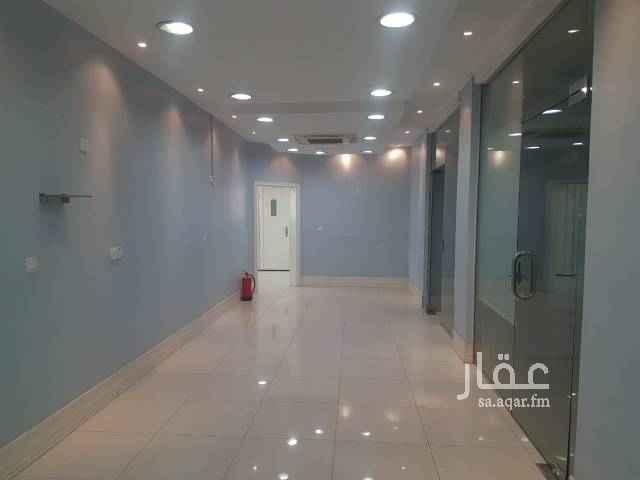 مكتب تجاري للإيجار في شارع الأمير محمد بن سعود بن عبد العزيز ، حي القدس ، الرياض
