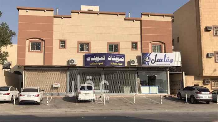 محل للإيجار في شارع ابي عبدالله الزواوي, العزيزية, الرياض