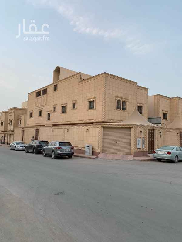 شقة للإيجار في شارع المغزل ، حي الحزم ، الرياض