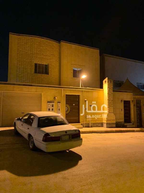 شقة للإيجار في شارع المجمعة ، حي الحزم ، الرياض