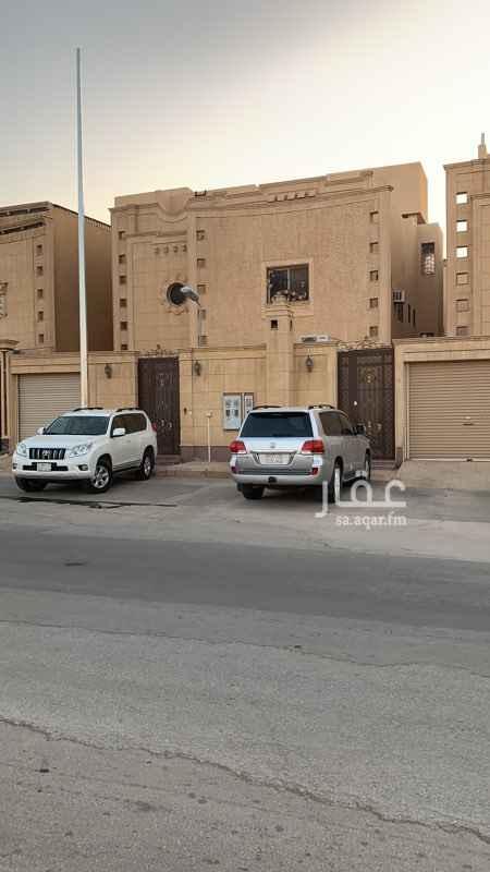 شقة للإيجار في شارع المطري ، حي الحزم ، الرياض