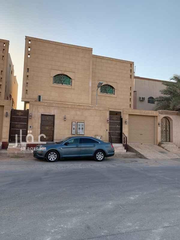 شقة للإيجار في شارع اللخمي ، حي الحزم ، الرياض