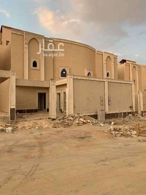 فيلا للبيع في شارع المارديني ، حي الحزم ، الرياض
