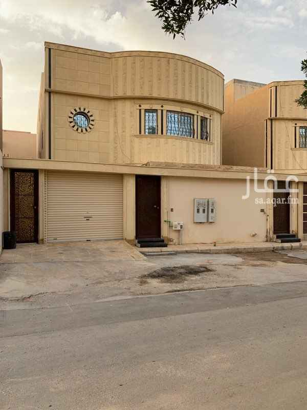 فيلا للإيجار في شارع الكاف ، حي الحزم ، الرياض ، الرياض