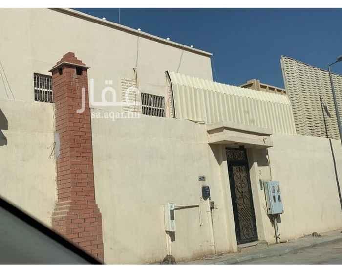 دور للإيجار في شارع صاعد الاندلسي ، حي الزهرة ، الرياض ، الرياض