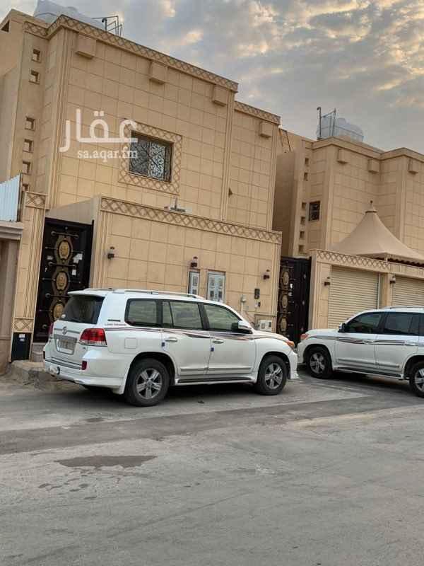 دور للإيجار في شارع المحارب ، حي الحزم ، الرياض ، الرياض