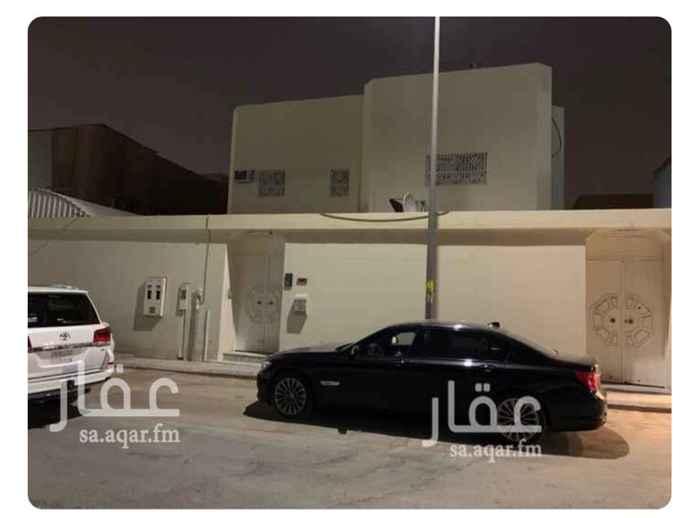 دور للإيجار في شارع عروة بن اذينة ، حي الزهرة ، الرياض ، الرياض