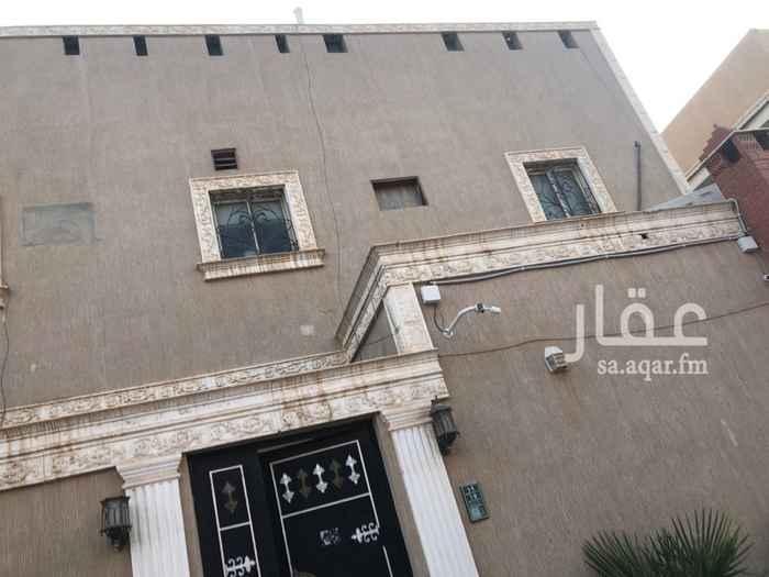 شقة للإيجار في شارع شهاب الدين العفيفي ، حي النهضة ، الرياض