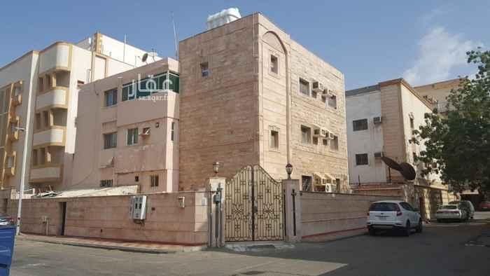 عمارة للإيجار في شارع يونس سلامه ، حي الروضة ، جدة ، جدة