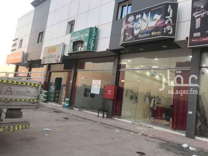 محل للإيجار في شارع سلطان بن نمر ، حي الرمال ، الرياض ، الرياض
