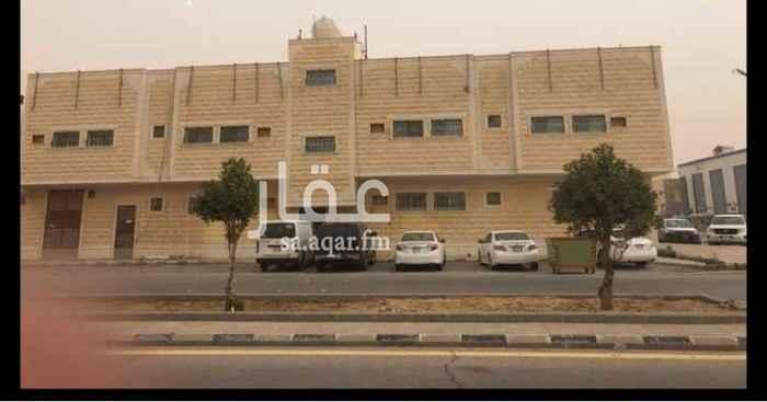 عمارة للبيع في شارع عمر بن عبدالعزيز ، حي النزهة ، الخرج