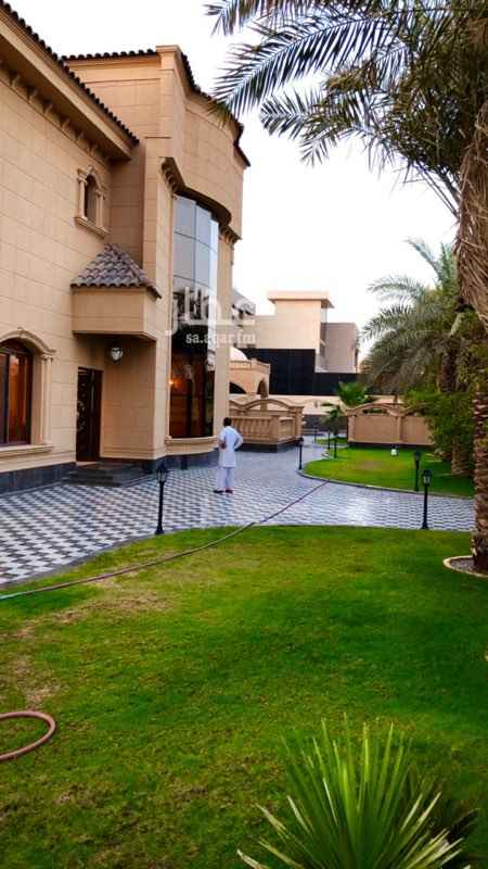 فيلا للبيع في شارع الضياء ، حي الخزامى ، الرياض
