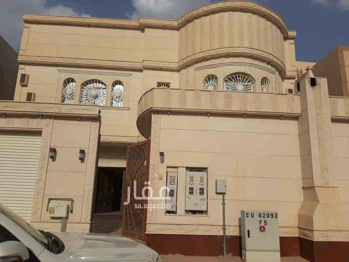 دور للإيجار في شارع نجم الدين الأيوبي الفرعي ، حي طويق ، الرياض ، الرياض
