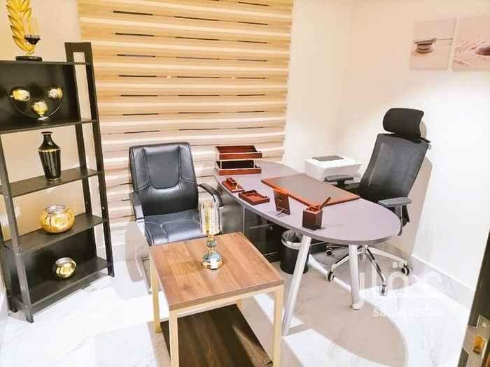 مكتب تجاري للإيجار في شارع حوطة بني تميم ، حي العليا ، الرياض ، الرياض
