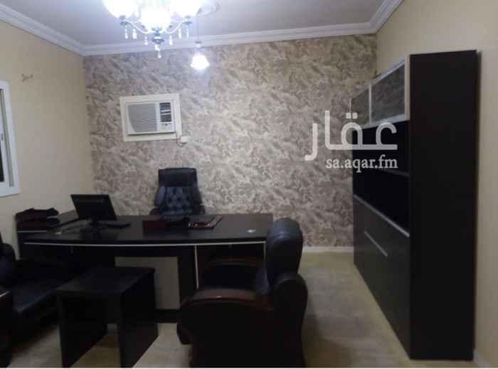 مكتب تجاري للإيجار في شارع عبدالعزيز بن ابراهيم ، حي الصفا ، جدة ، جدة