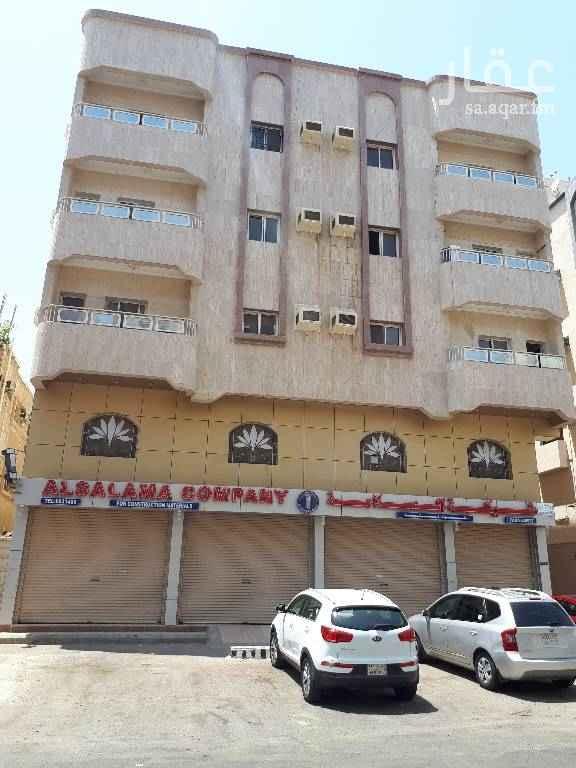 شقة للإيجار في شارع ابو الحسن الهمذاني ، حي البوادي ، جدة
