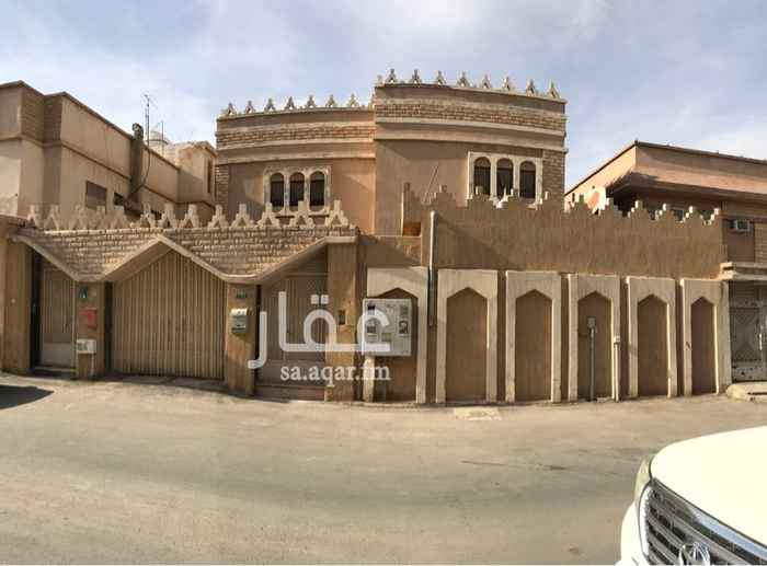 فيلا للبيع في شارع ابراهيم المحدث ، حي العزيزية ، الرياض ، الرياض