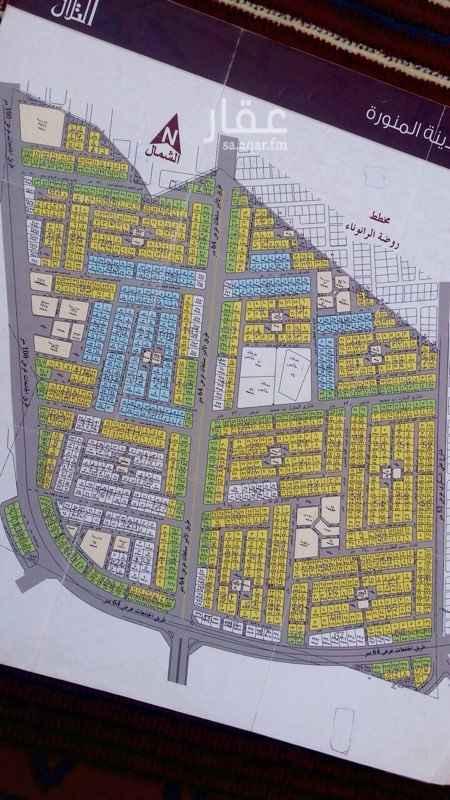 أرض للبيع في حي الرانوناء ، المدينة المنورة ، المدينة المنورة