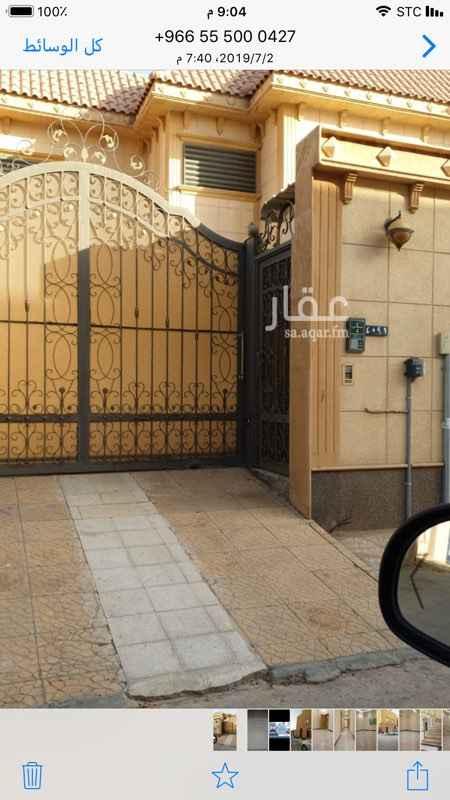 فيلا للبيع في شارع الامير سعد بن سعود بن فيصل ، حي العليا ، الرياض